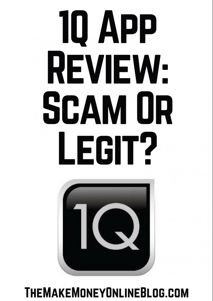 1q app review is 1q legit is 1q a scam