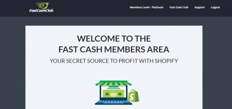 fast cash club members area