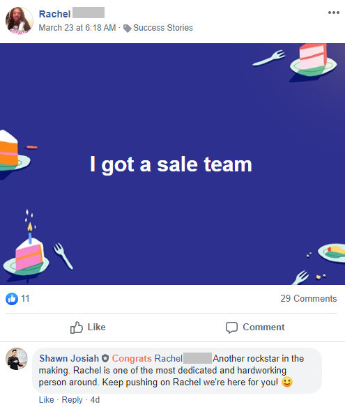 perpetual income 365 facebook group