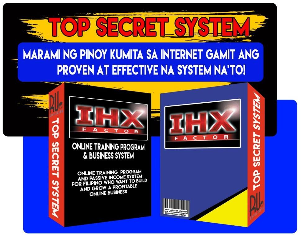 IHX Factor RU Affiliates scam