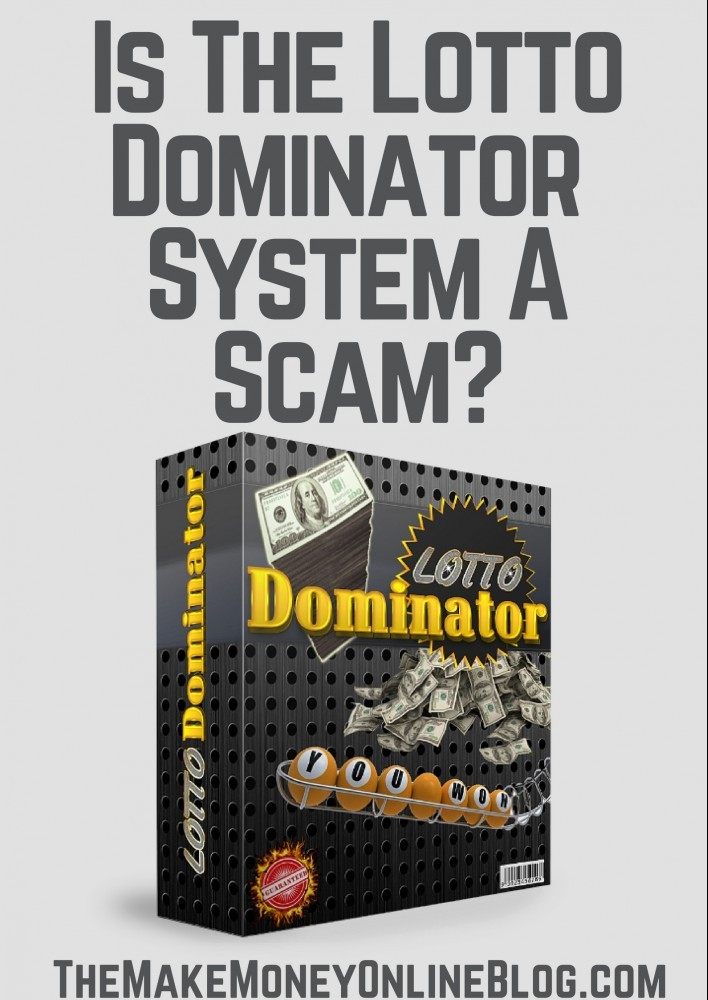 is the lotto dominator system a scam