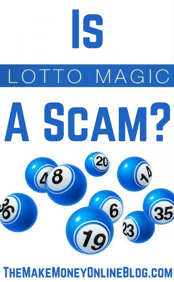 is lotto magic a scam