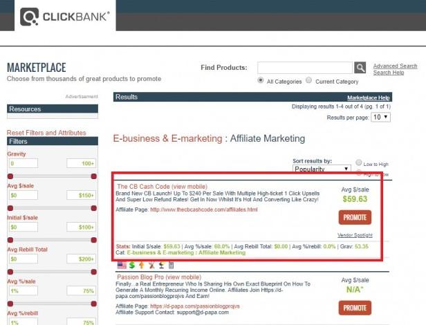 ClickBank Cash Code – Scam or Legit $500+ Per Day? [Honest