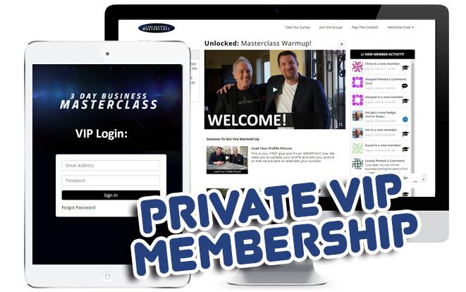 Private VIP Membersip LCS2