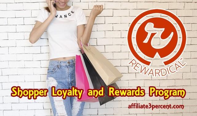 Shopper Loyalty and Rewards Program by Rewardical