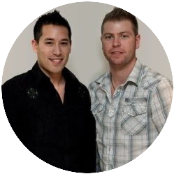 Kyle Loudon and Carson Lim image
