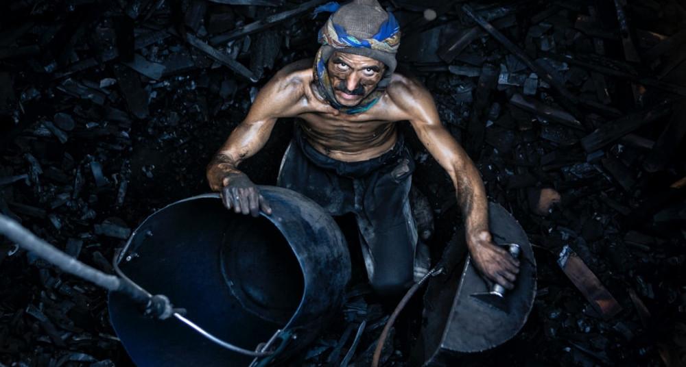 Miner Just Short Of Striking Gold
