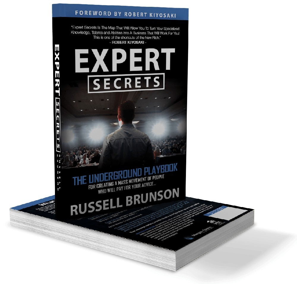 Get Expert Secrets Free