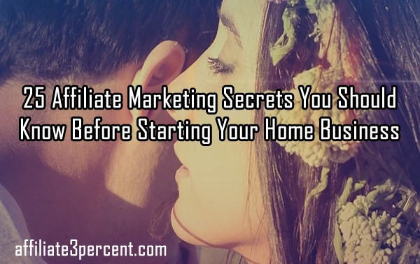 woman whispering 25 affiliate marketing secrets
