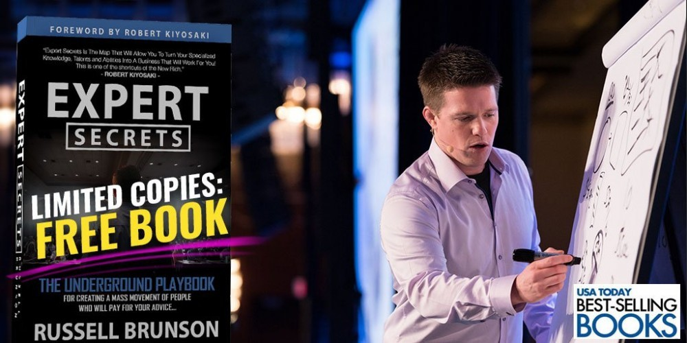 Russell Brunson's Expert Secrets Review