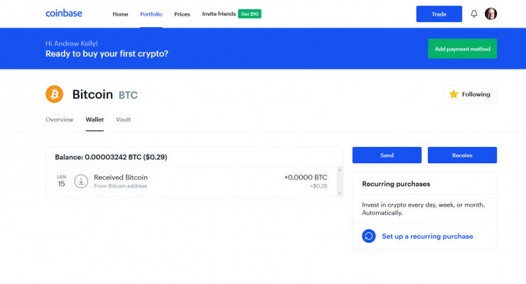 CryptoTab Browser Payment Proof