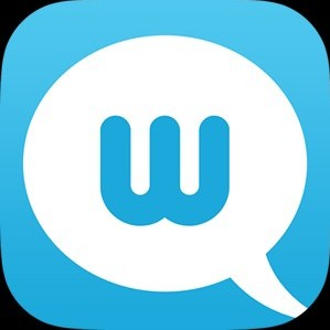 Webtalk Review Mobile App Icon