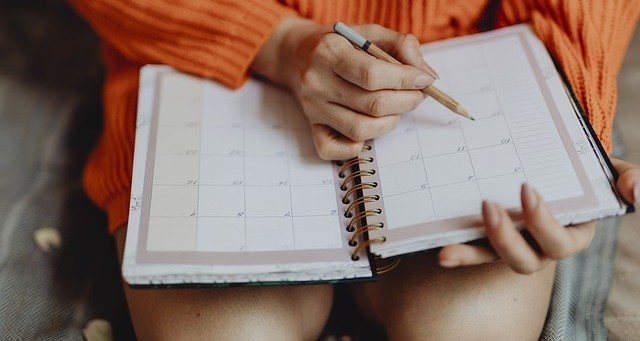 Create a Content Calendar to Write More