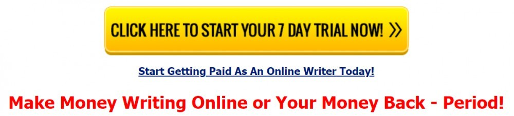 Get paid to write from home