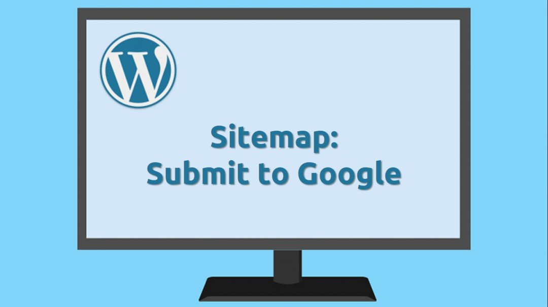 Sitemap: Submit To Google Search Console