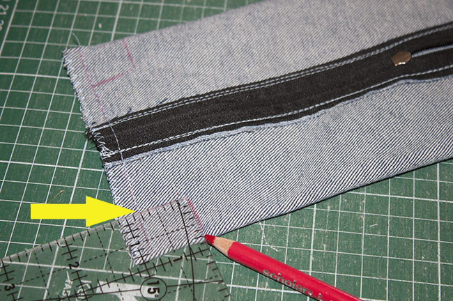 How To Sew A Pencil Case For Beginners