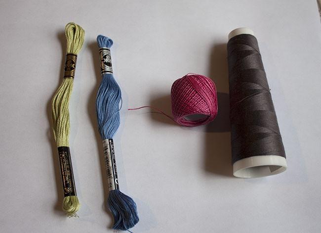 Hand Embroider A Quilt