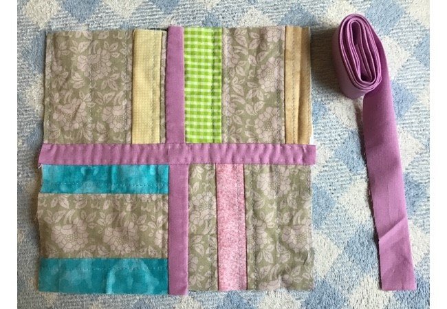 Mitered Corners For Quilt Binding