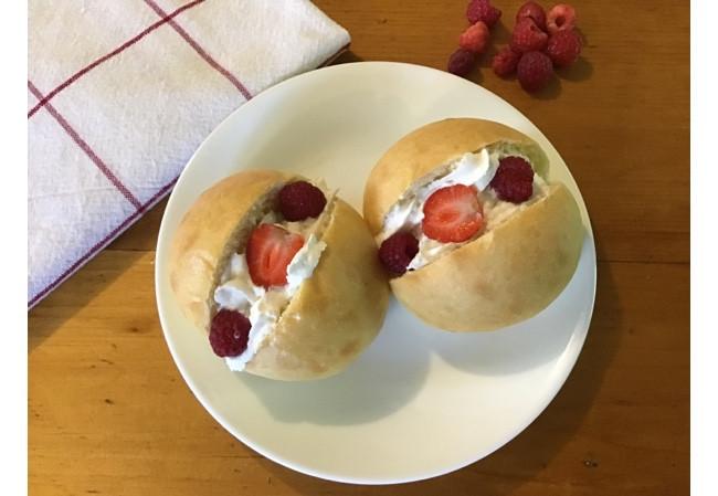 Sweet Milk Buns Recipe