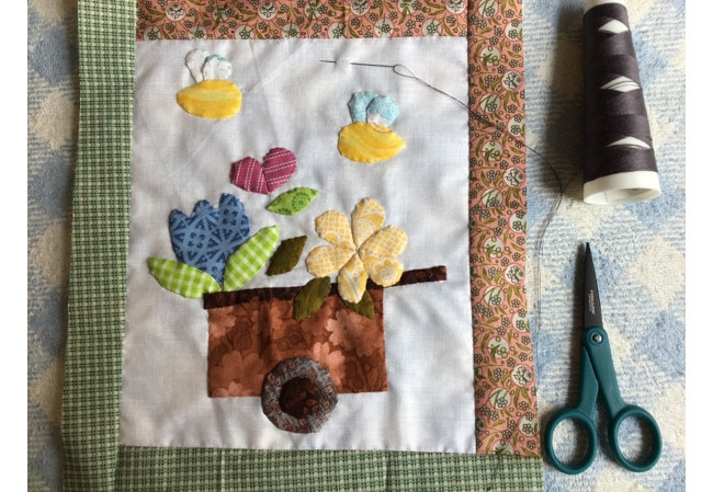 Quilt Block Of The Month June