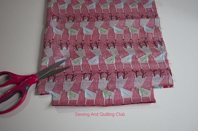 DIY - Eco-Friendly Fabric Gift Bags