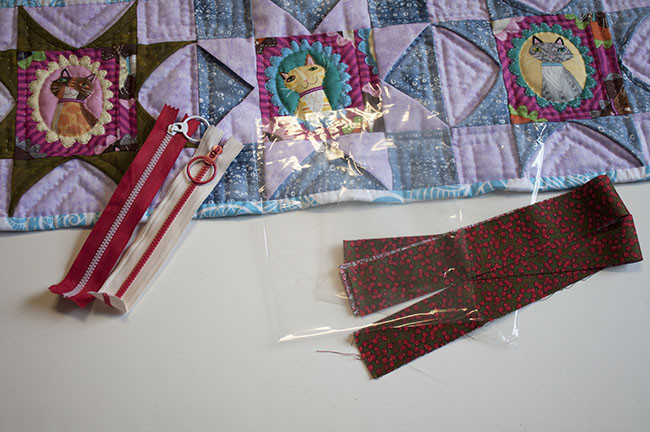 Sew A Notions Organizer