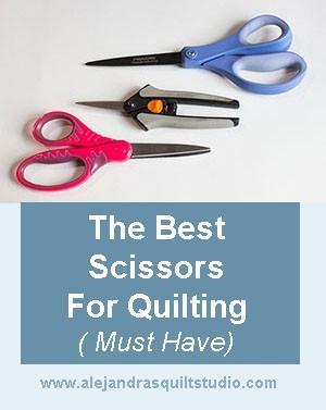 Best Scissors For Quilting