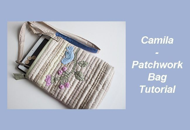 easy patchwork bags mother's day 2019