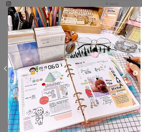 best Bullet Journal designers to follow