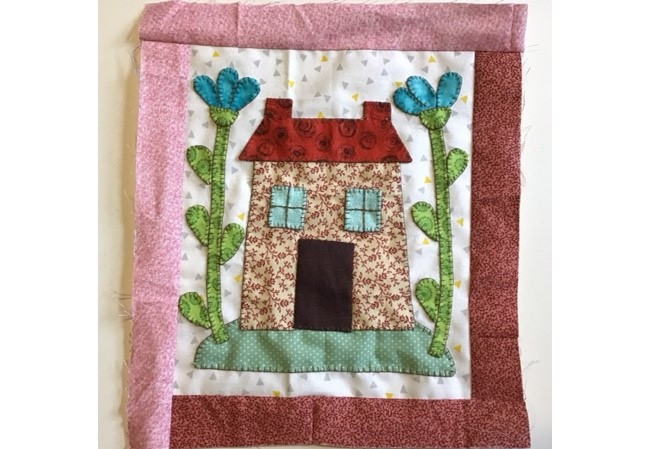 Quilt Block Of The Month - May -