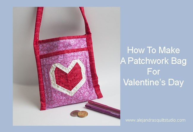 Patchwork Clutch For Mom