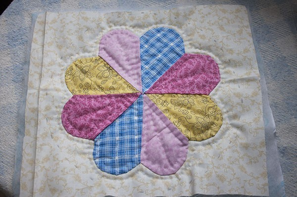 Tutorial Tortillero Patchwork