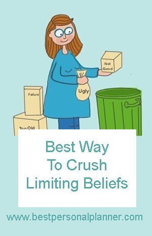 how to crush limiting beliefs