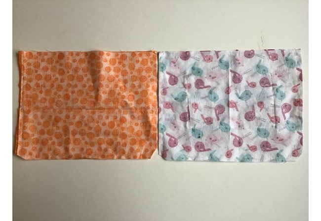 Reversible Bag For Girls