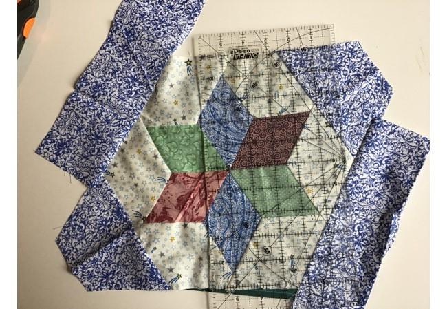 Sampler Quilt Block 20