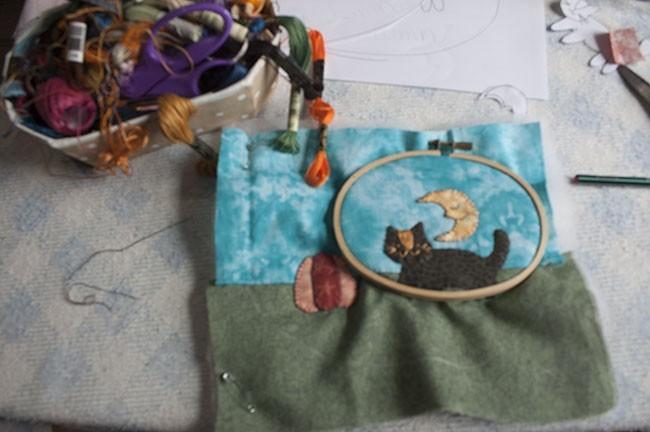 Autumn Mini Quilt Tutorial