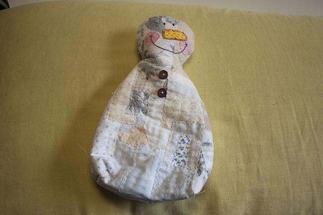 Snowman Toy Free Pattern