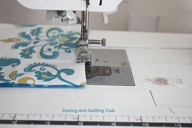 Easy To Sew Tissue Holder