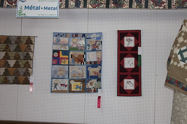 Ormstown, Qc, Quilts Expo