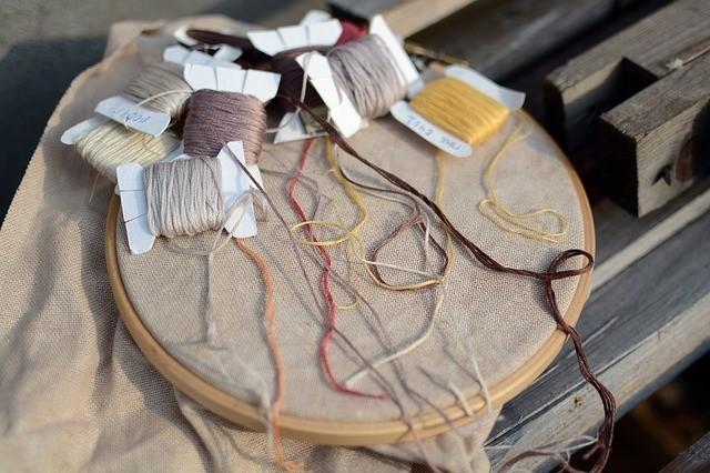 Art Business Idea - Embroidery