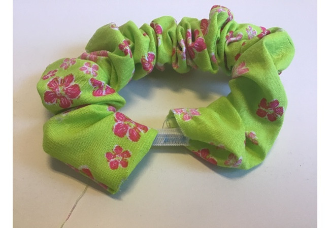 Easy Scrunchie DIY