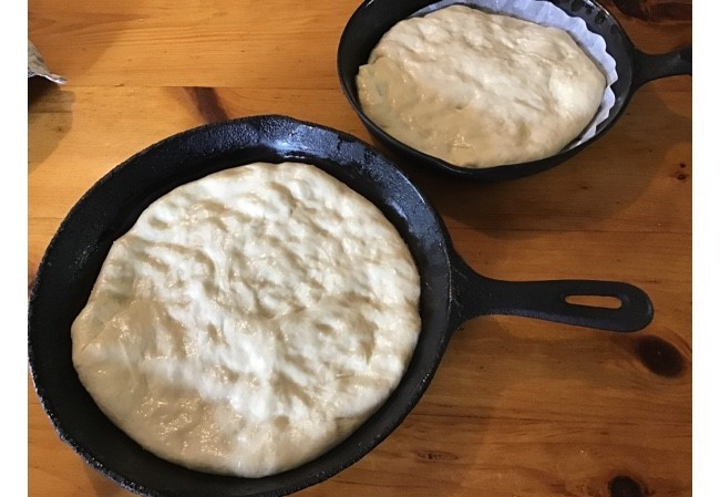 How To Make Pizza With Focaccia Bread