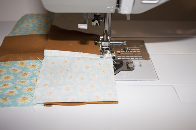 Nine Patch Quilting Block For Beginners