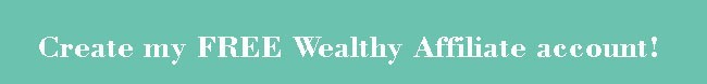 free wealthy affiliate account