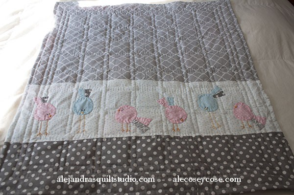 how to make a baby quilt