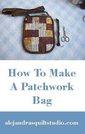 How To Make A Patchwork Bag