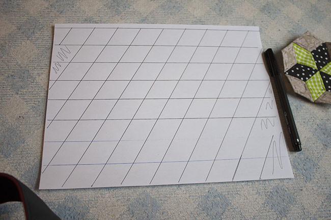English Paper Piecing Tutorial