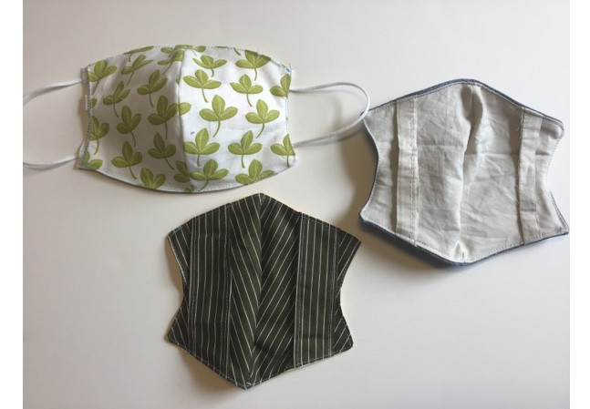 DIY Face Mask Cover