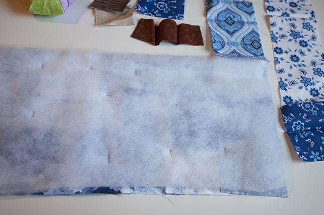 DIY Bolso Patchwork Boro