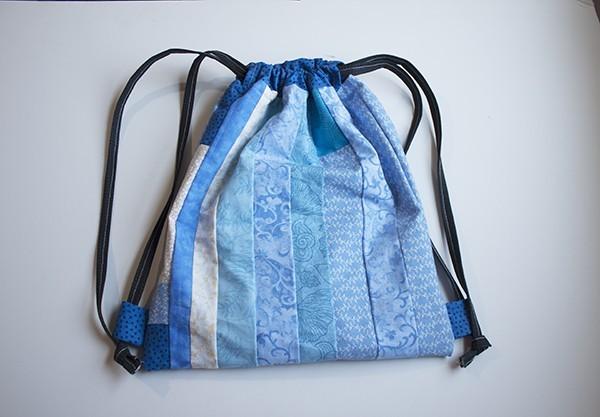 Easy String Backpack Tutorial